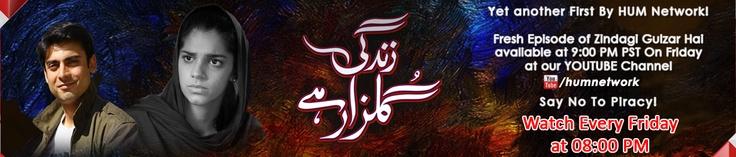 hum tv, drama, drama series on tv,  pakistani dramas serials, pakistani drama, zindagi gulzar hai  For More, visit our website:  http://hum.tv/