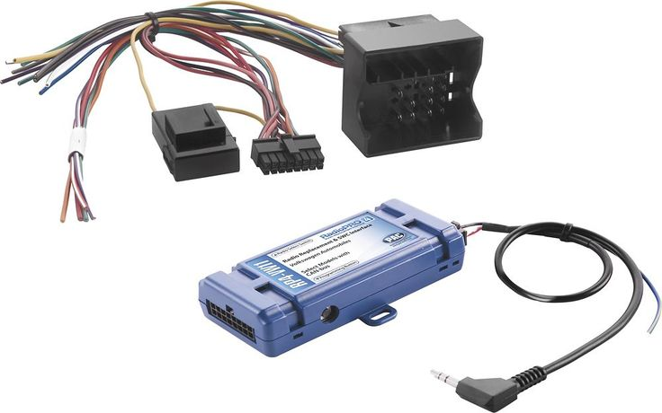 PAC - Radio PRO4 Interface for Select Volkswagen Vehicles - Multi