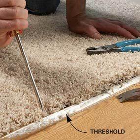 3 carpet fixes