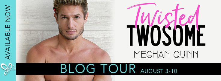 TLBC's Book Blog: Out Now! Twisted Twosome by: Meghan Quinn...Five s...