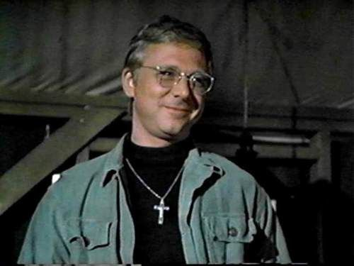 Father Francis Mulcahy played by William Christopher was a central character to the TV show 'M*A*S*H.'
