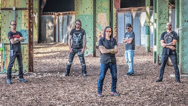 """Weapons of Anew Launch New Video Series - http://www.okgoodrecords.com/blog/2017/09/05/weapons-anew-launch-new-video-series/ - Weapons of Anew, the dynamic new band that features Freddy Ordine (guitars), Ray West (vocals),Stefan """"Reno"""" Cutrupi (bass), Chris Manfre (drums), and Kris Norris (guitars) have launched a new multi-part video series. Part 1: Becoming Weapons of Anew, explores the birth of Weapons... - becoming weapons of anew, hard rock, livestream, mak"""