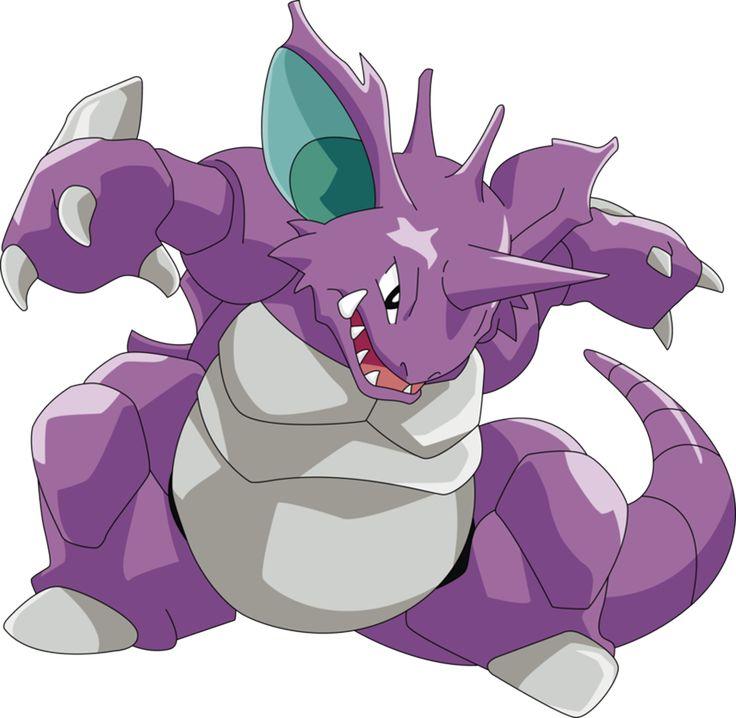 ID: 34 Pokémon Nidoking www.pokemonpets.com - Online RPG Pokémon Game