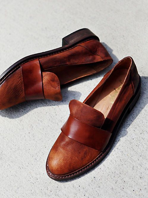 Jeffrey Campbell Berkley Loafer Slip On at Free People Clothing Boutique