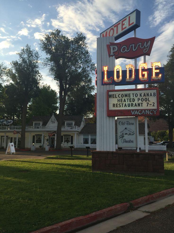 Parry Lodge, Kanab, Utah - 18 luglio 2016