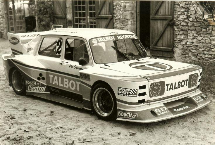 Simca 1000 Rallye 2 Maxi Turbo