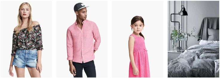 25% Off H&M Spring Essentials for Everyone
