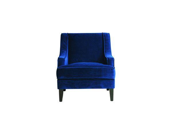 SMITH Chair - Purple Velvet I Newell Furniture