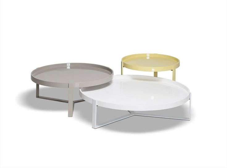 Inove mesa de centro cozy redonda inove pinterest for Mesas de centro redondas baratas