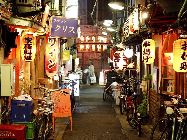 Tokyo alleyway guide | Time Out Tokyo