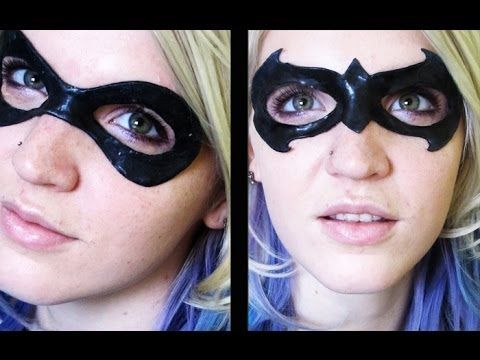 ▶ DIY Latex | Superhero/ Villain Mask - YouTube