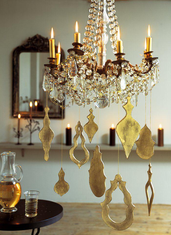 101 best les pampilles images on Pinterest | Chandelier crystals ...