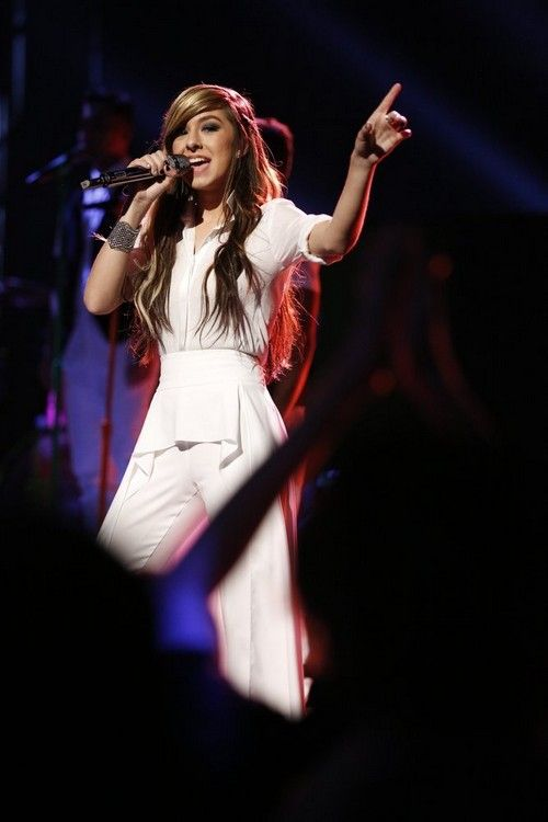 "Christina Grimmie The Voice ""Can't Help Falling in Love"" Video 5/19/14 #TheVoiceFinale  #CristinaGrimmie"