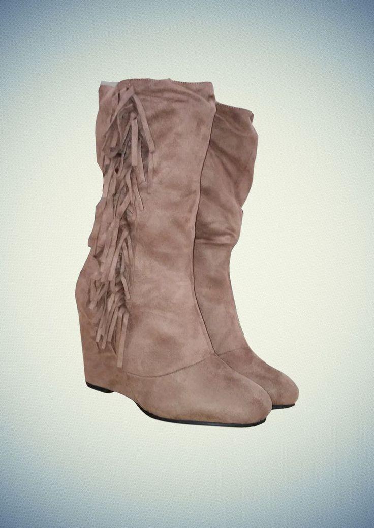 Μπότα ΜεΚρόσσι Στο Πλάι #FW14 #winter #boots #fashion