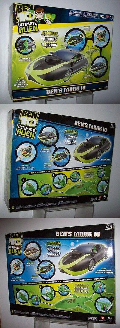 Ben 10 152906: Ben 10 Ultimate Alien Bens Mark 10 -> BUY IT NOW ONLY: $33.81 on eBay!
