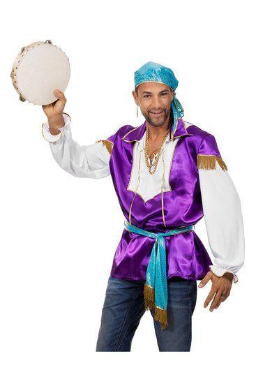 Kostuum Zigeuner Heren - De Kaborij