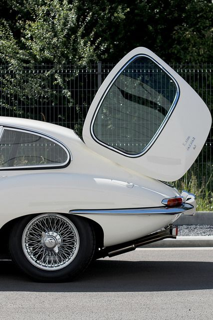 Jaguar E-type 2+2. One of the only 2+2 variants that didn't look awkward.