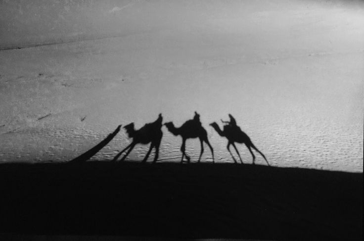 RAMÓN GRAU. Director of Photography: Noche de reyes , noche magica .Desierto de Marruecos con Manolo Pascual , Nacho Gayan y un servidor . Rodando1988