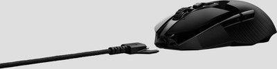 Logitech G903 Wireless Gaming Mouse, Black