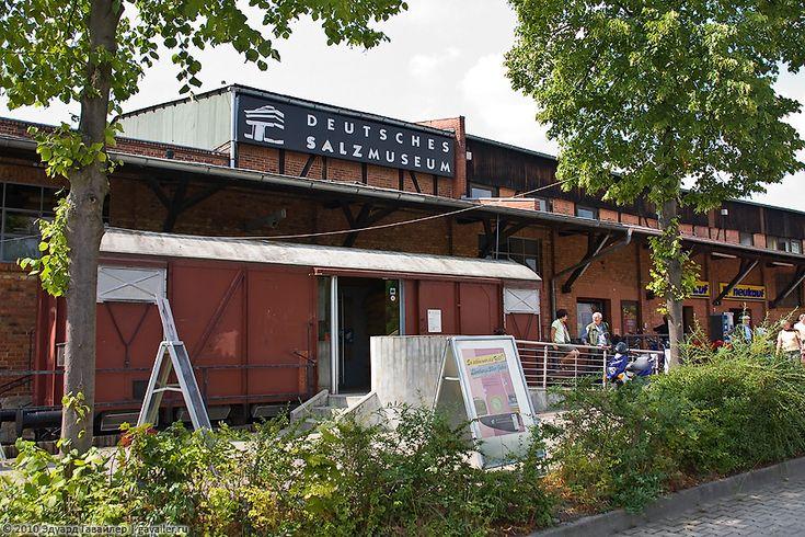 Познавательные путешествия ···✈ - Люнебург. Часть 3. Музей соли