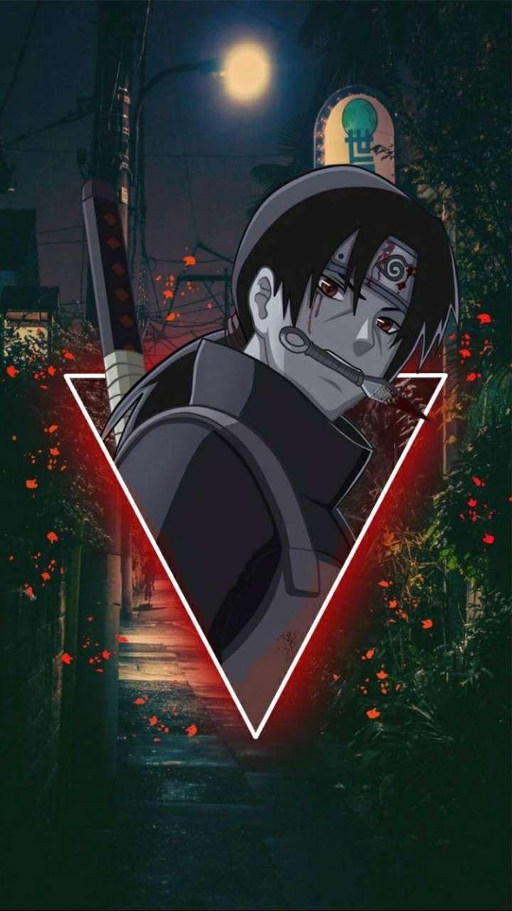 Wallpaper Naruto Itachi Uchiwa Wallpaper Naruto Shippuden Itachi Uchiha Art Naruto