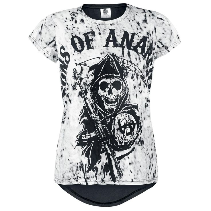 Reaper Dyed by Sons Of Anarchy