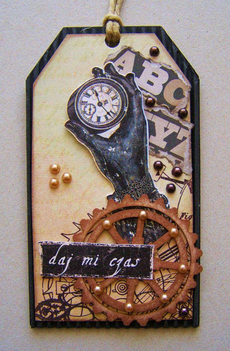 """Diyala Art: Tag """"Daj mi czas"""""""