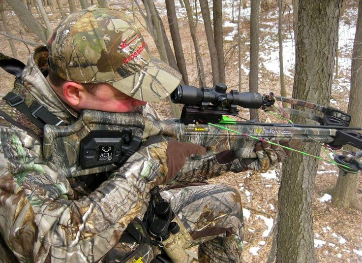 Dos and Donts: Crossbow Hunting