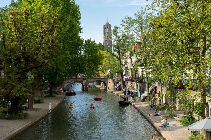 Oudegracht Utrecht