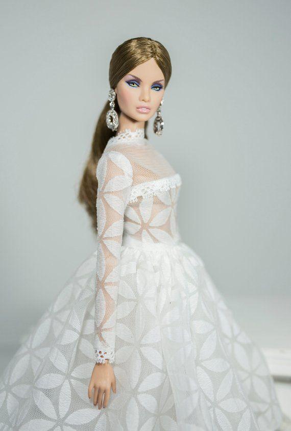dress for fashion royalty ,fr1 , fr2 , poppy parker, silkstone doll
