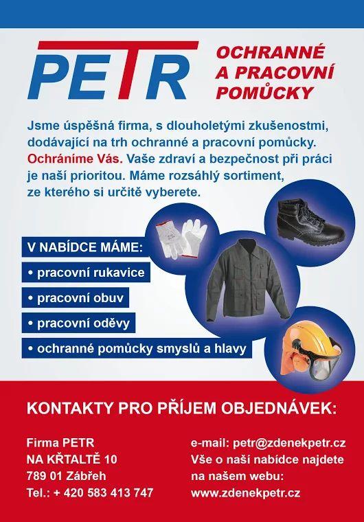 FIRMA PETR  #CESKYTRUCKER #OCHRANNÉPOMŮCKY #PRACOVNÍPOMŮCKY #PRACOVNÍOBUV #PRACOVNÍODĚVY #PRACOVNÍRUKAVICE