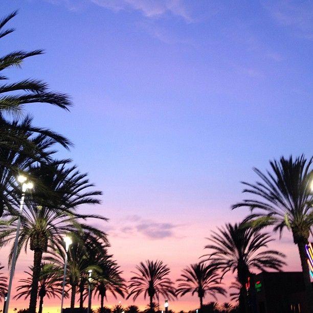 So Cal Sunset Photo