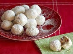la cucina di mery: Biscotti palla di neve alle noci