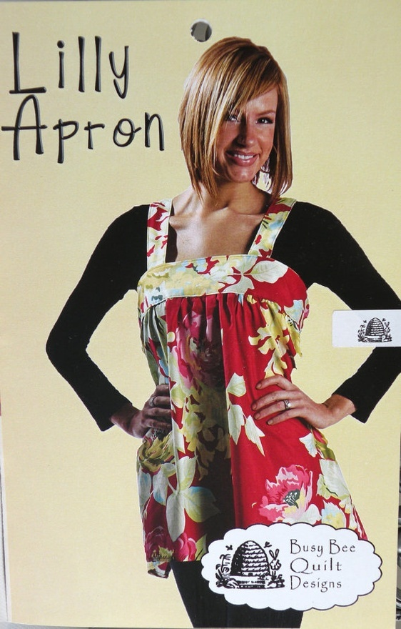 Apron Pattern   Now we're talkin! I need this when I eat.