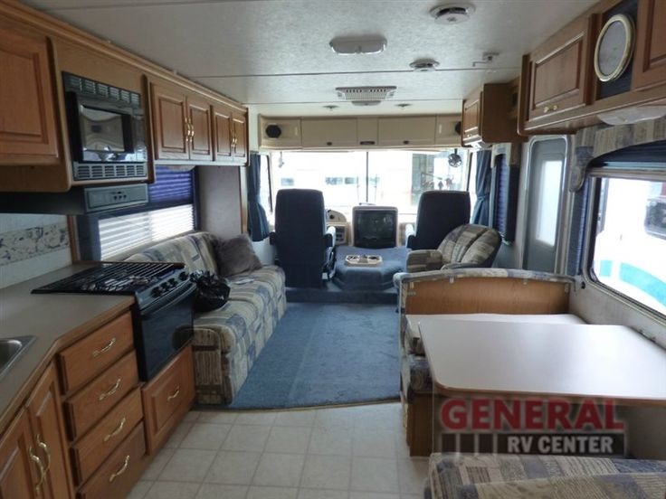 Used 2001 Four Winds RV Hurricane 34 K Motor Home Class A at General RV | Wixom, MI | #124400