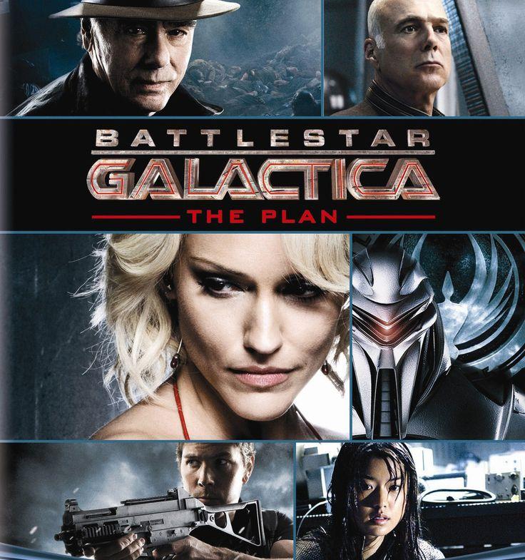 FabGearUSA - Battlestar Galactica: The Plan (2009), $19.95 (http://www.fabgearusa.com/battlestar-galactica-the-plan-2009/)