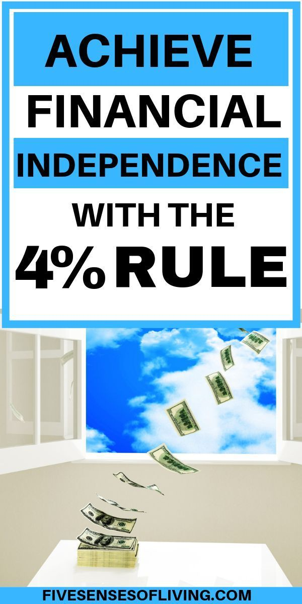 How Much Money Do You Need To Retire 4 Rule Financial Independence Retirement Planning Early Retirement