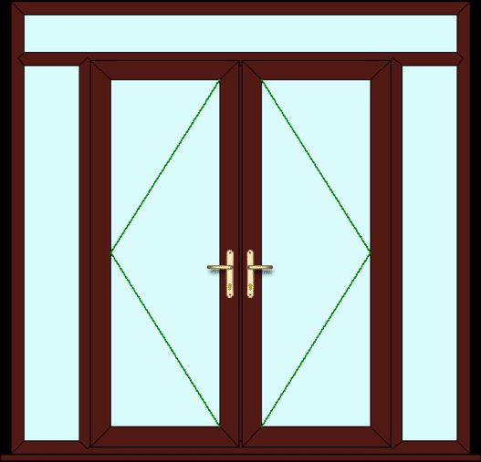 10 best french windows images on pinterest french for Upvc french doors made to measure