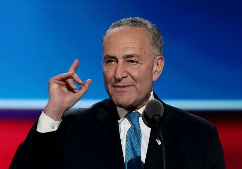 Schumer Says He Realized Importance During Trump Presidency After Receiving 'Almost a Message From God'