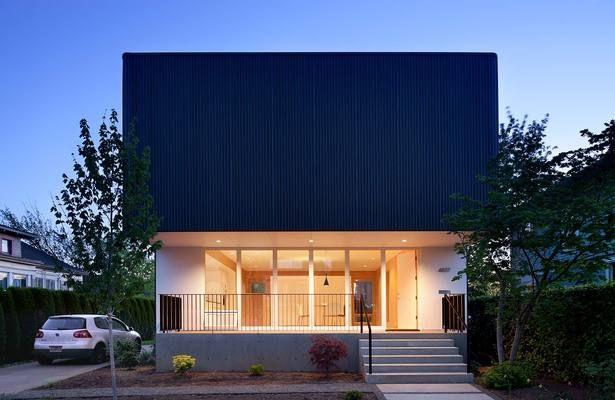 Oakley House | Waechter Architecture | Photo: Lara Swimmer | Archinect