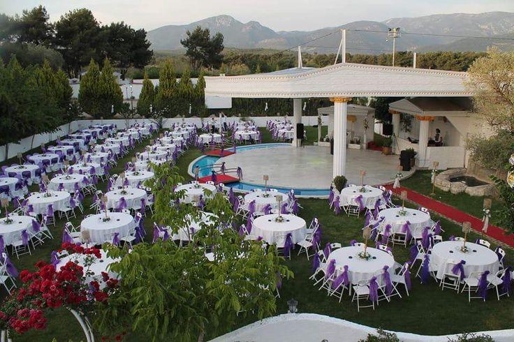 Aşk Olsun Kır Düğün Salonları- Düğün