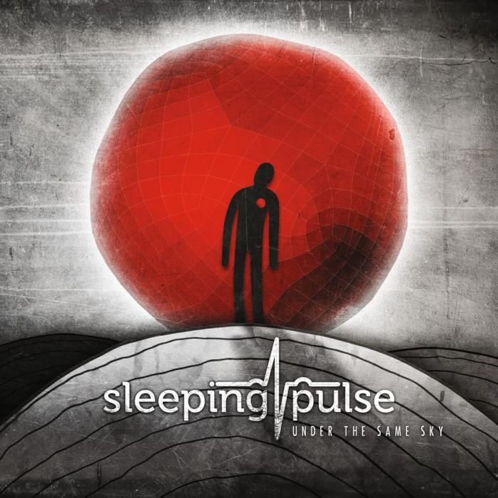 Sleeping Pulse, the collaborative project between Michael Moss (singer / songwriter of UK Dark Electro Rock band Antimatter) and Luis Fazendeiro (guitar player and songwriter of Portuguese Atmospheric Metal band Painted Black).