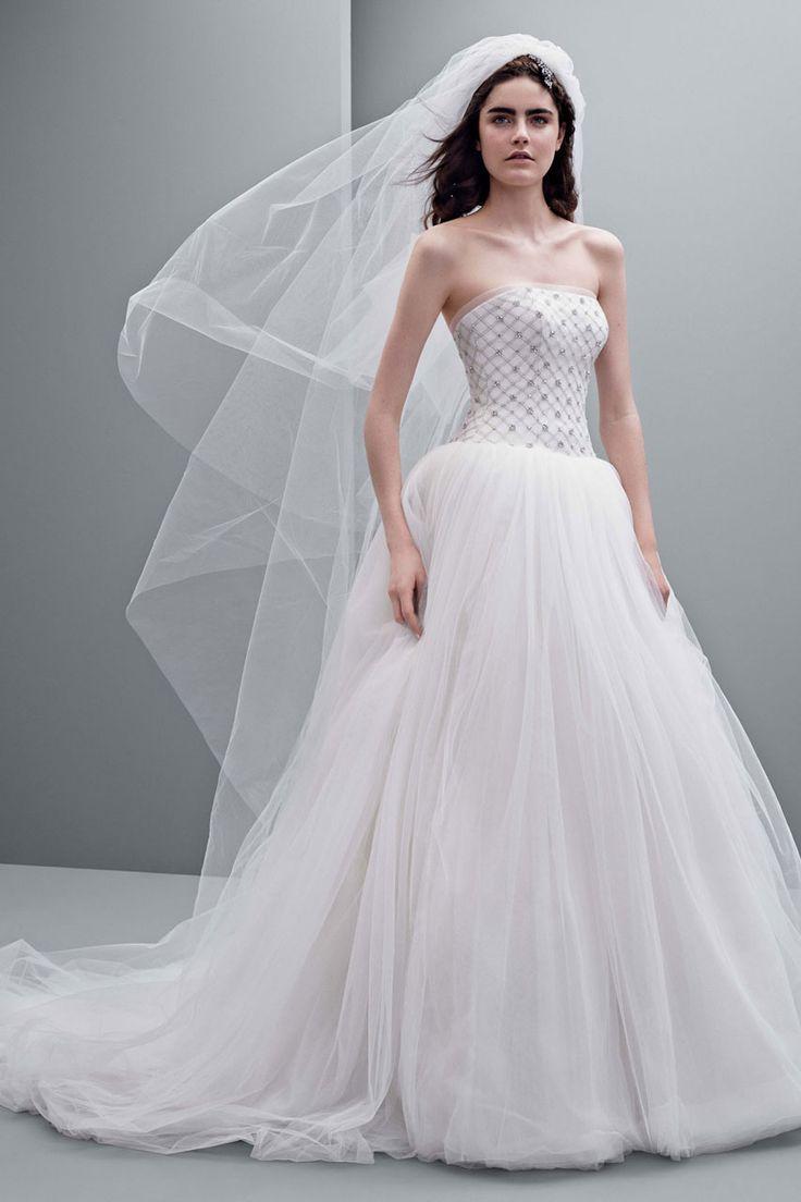 Popular White by Vera Wang Wedding Dresses