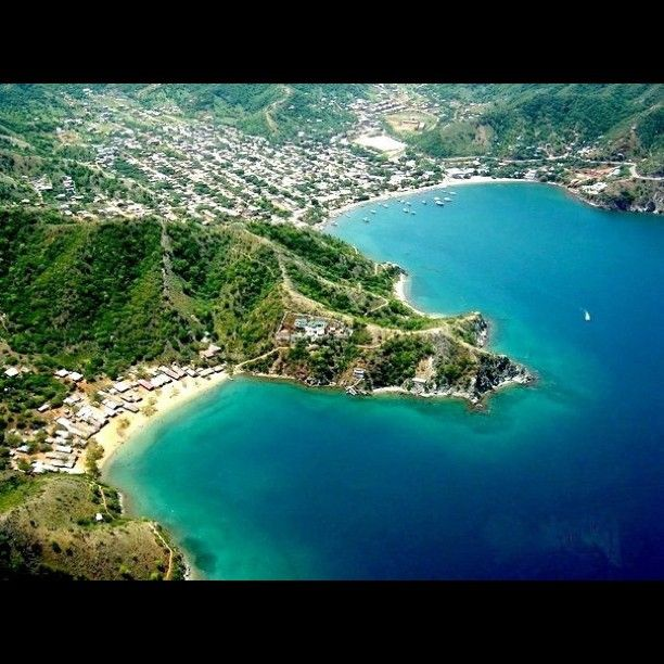 One of my favorite dive spots: #Taganga #Magdalena in #Colombia