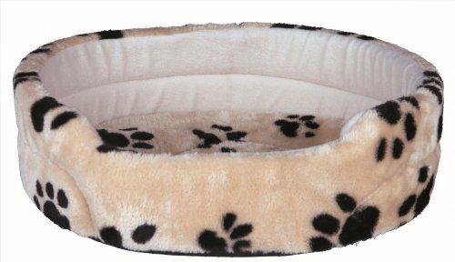 Aus der Kategorie Betten  gibt es, zum Preis von EUR 46,34  <ul><li>Plüsch-Bezug</li><li>Schaumstoff-Füllung</li><li>herausnehmbares Kissen</li><li>rutschfester Nylon-Boden</li></ul>