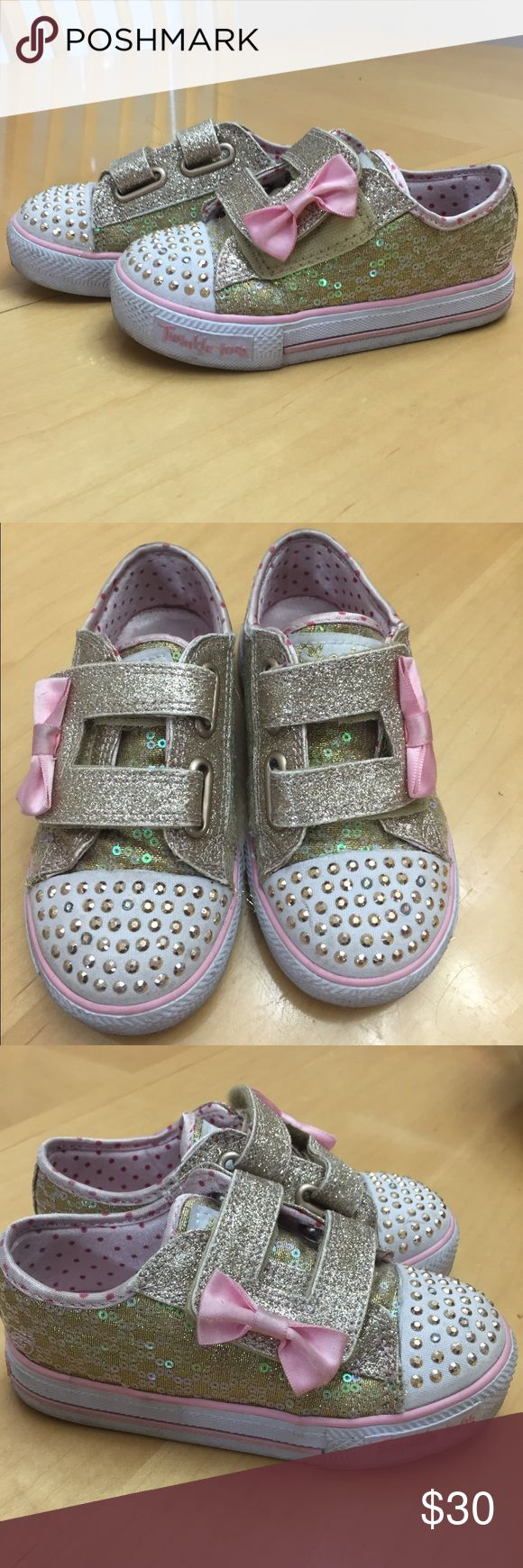 Toddler girls Skechers twinkle toes : twinkle toes not lighting up - azcodes.com