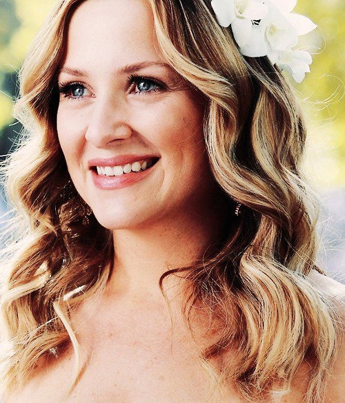 Jessica Capshaw (Arizona in Grey's Anatomy) probably my favorite picture!