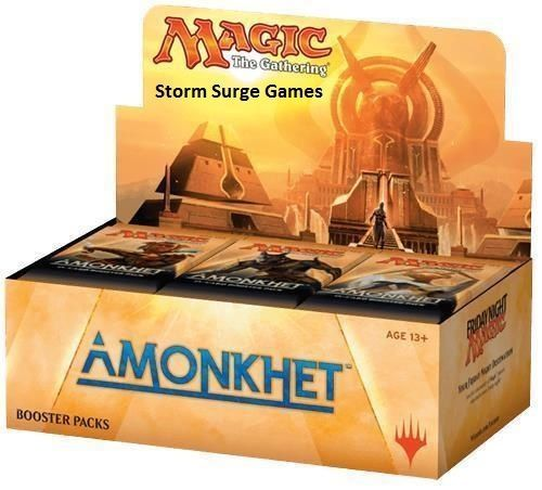 MTG Sealed Booster Packs 19109: 1 X Amonkhet Box Sealed Mtg Magic The Gathering Booster Box -> BUY IT NOW ONLY: $96.99 on eBay!