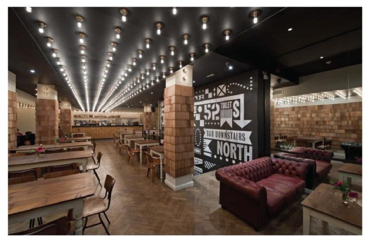 North Bar - Hill 44 #london #northbar #architecture