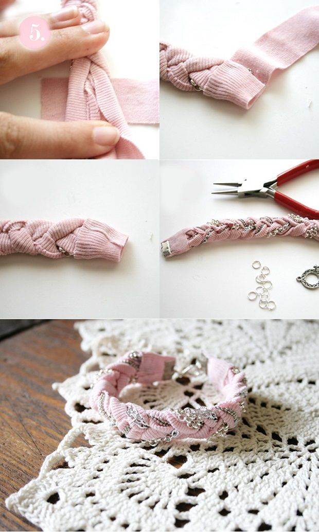 Trendy and Eco-Friendly: DIY Recycled Jewelry Projects | For Women
